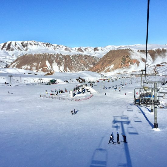 Ski Complex Chunkurchak - Cable Car