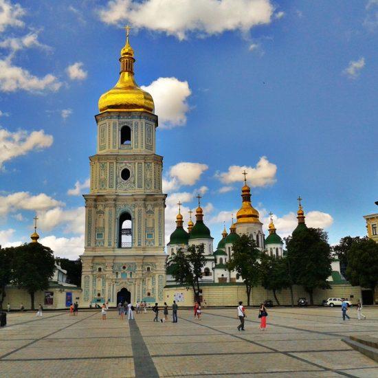Sofiyskaya Square kiev