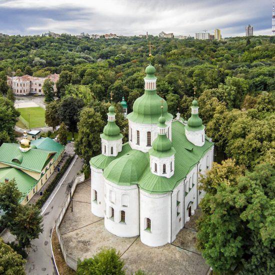 St. Cyril's Monastery Kiev