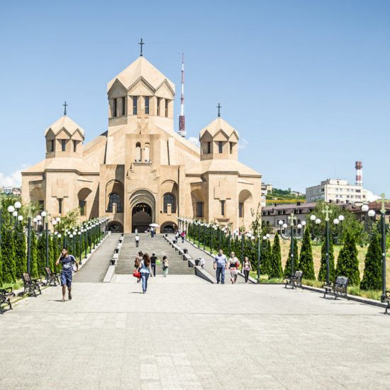 St. Grigor Lusavoritch Yerevan