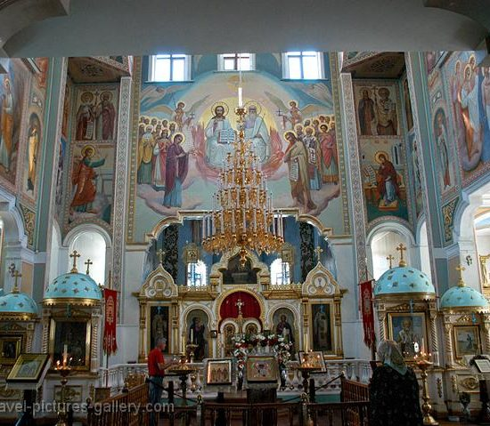 St. Nicholas Cathedral Inside