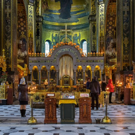 St. Volodymyr's Cathedral - Inside