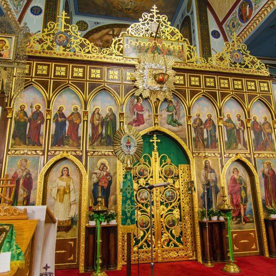 St. Volodymyr's Cathedral Kiev