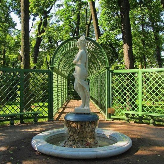 Summer Garden - Statue