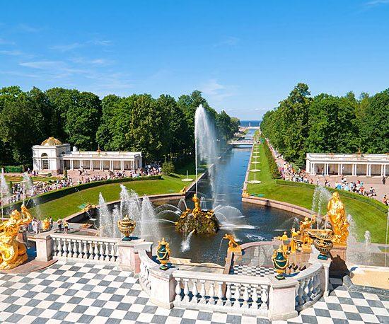 Summer Garden - Fountain