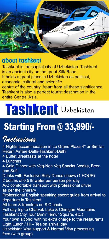 Tashkent Lowest Price - Mailer