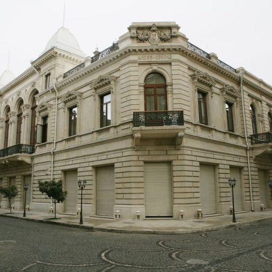 Taghiyev History Museum - Main View
