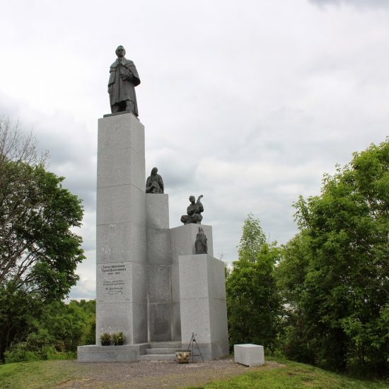 Taras Shevchenko Monument kiev