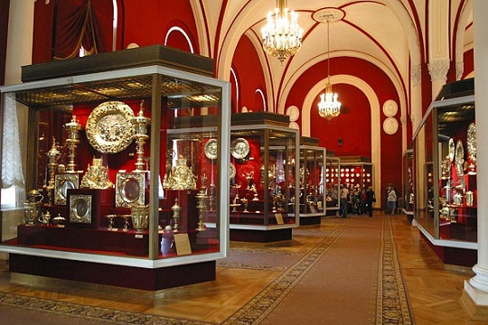 The Armoury Moscow