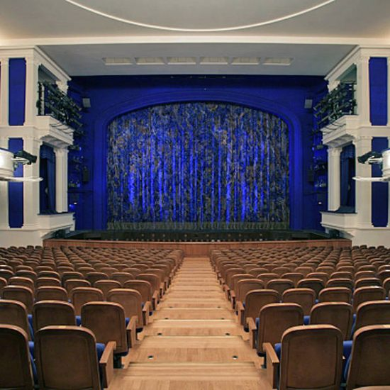 The Moscow Academic Musical Theatre of Stanislavskiy and Nemirovich-Danchenko