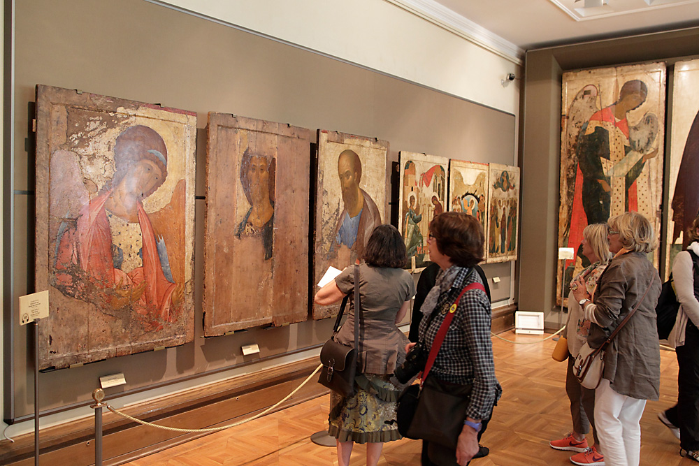 The State Tretyakov Gallery View