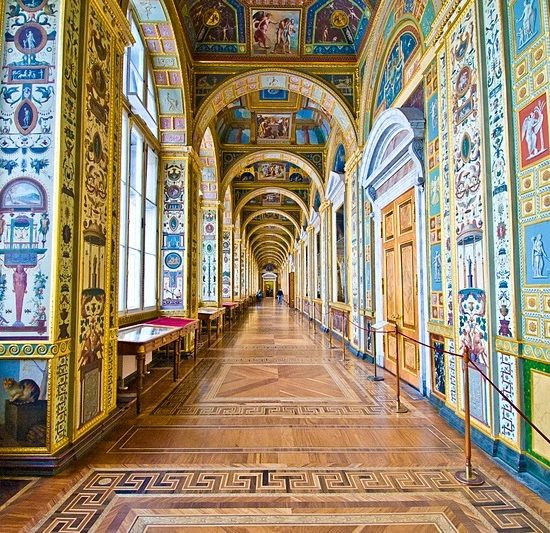 The State Hermitage Museum Gallery