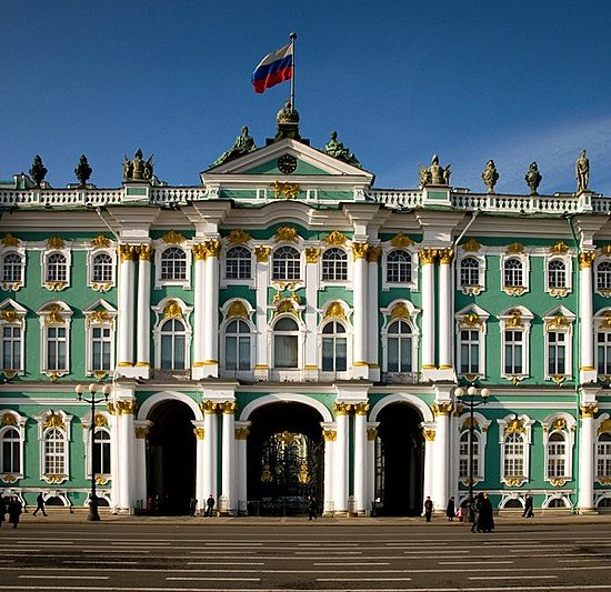The State Hermitage Museum front