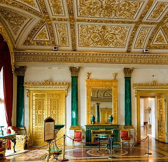 The State Hermitage Museum Interiors