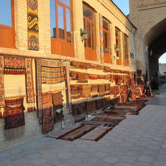 Trading Domes Carpet Shop