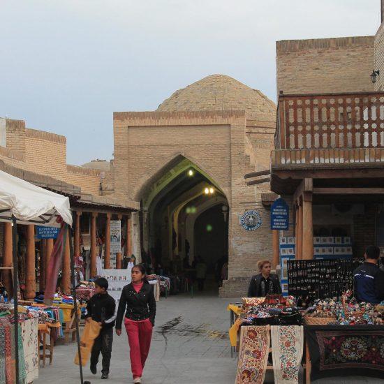 Trading Domes Bazaar