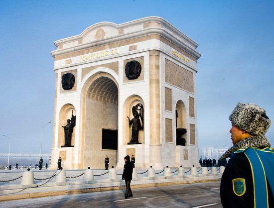 Triumphal Arch Mangilik El