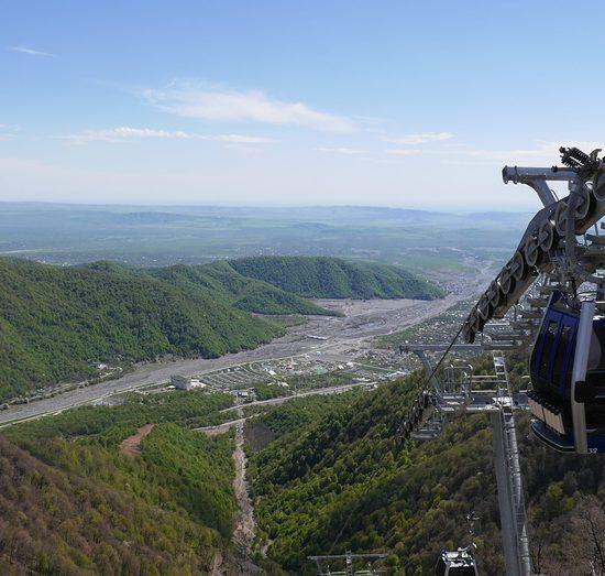 Tufandag Ski Resort - Cable Car