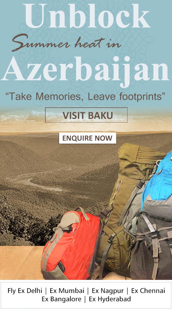Unnlock Baku - Mailer