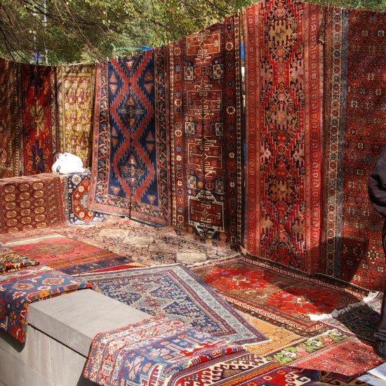 Vernissage Market Carpet Shop