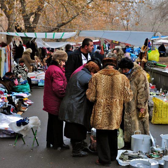 Vernissage Market Shops