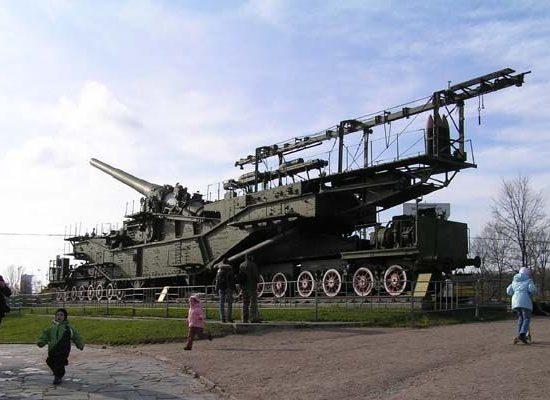 Victory Park War Machine