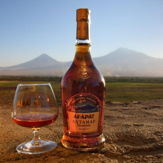 Yerevan Brandy Factory - Brandy