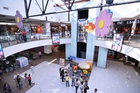 Yerevan Mall Inside