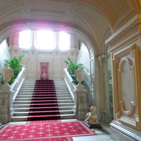 Yusupov Palace on Moika Stairs