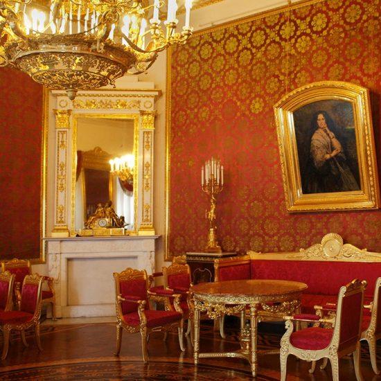 Yusupov Palace on Moika - Interior