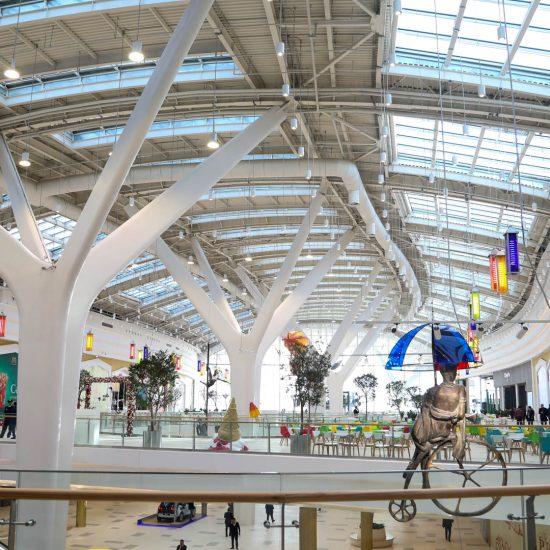 Mega Silk Way Shopping Mall