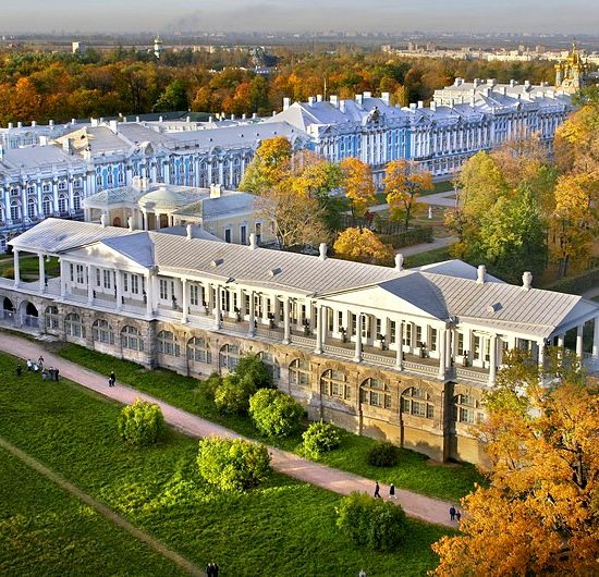 Catherine Palace full View