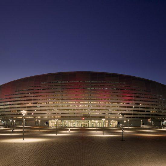 Astana Arena front View