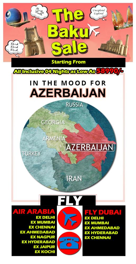 The Baku Sale - Mailer