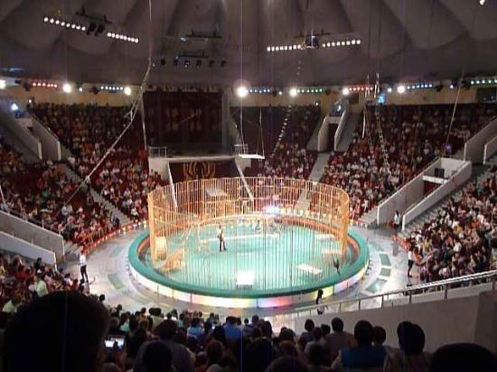 Fountain Circus Astana