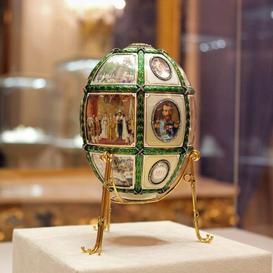 Faberge Museum Exhibition