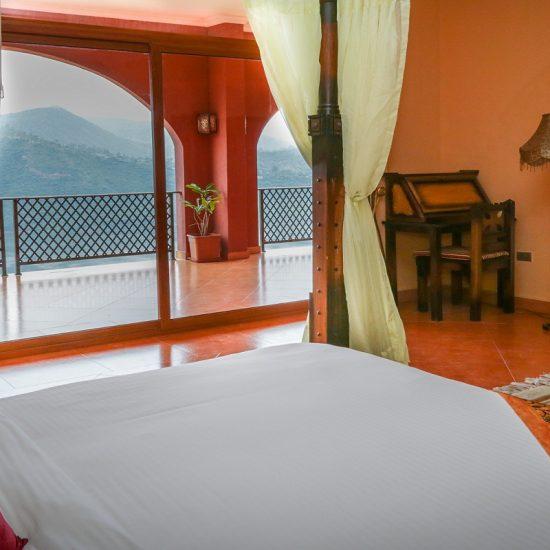 Hotel Pyramid Tashkent Inside Room