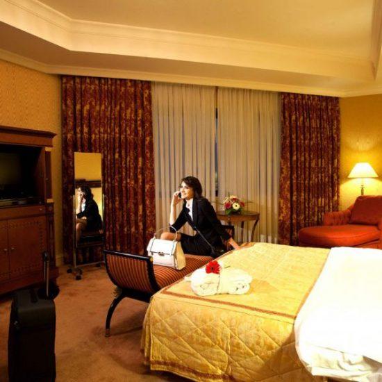 International Hotel Tashkent - Room