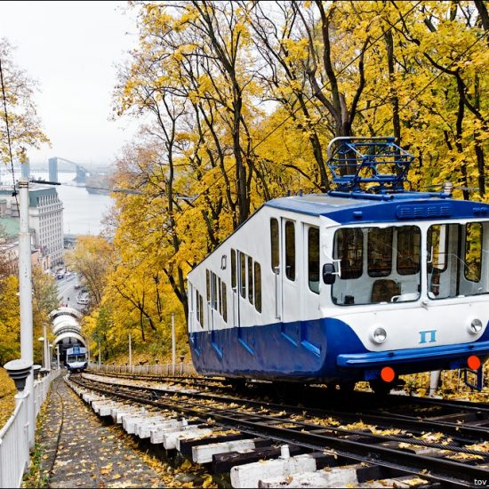 Funicular Cable Car Line