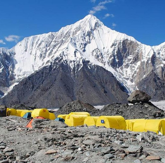 Lenin Peak Tourist Camps
