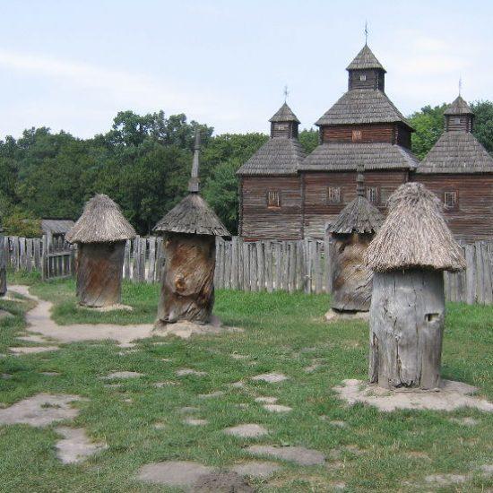 Pyrohiv Museum Kiev