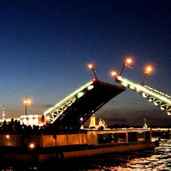 Palace Bridge Open - Night
