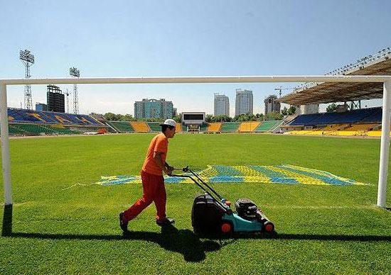 Almaty Central Stadium Ground