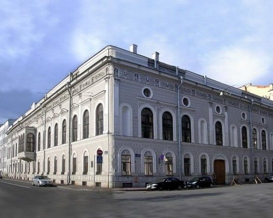 Faberge Museum front View