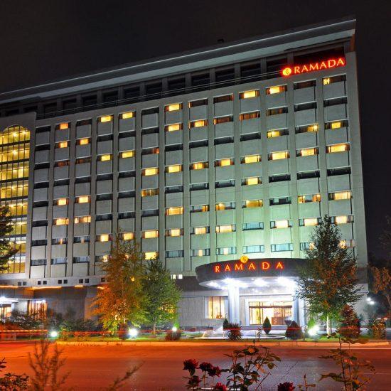Hotel Ramada Tashkent,