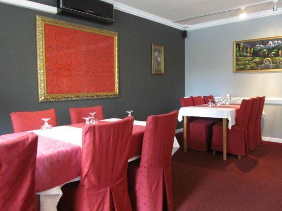Restaurant Amar Tashkent Sitting