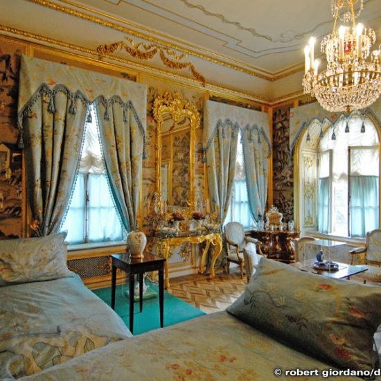 Peterhof Palace Interiors