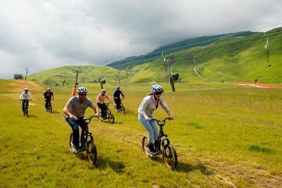Shahdag Mountain Resort in Summer