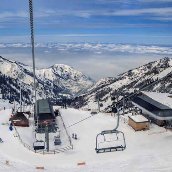 Shymbulak Ski Resort