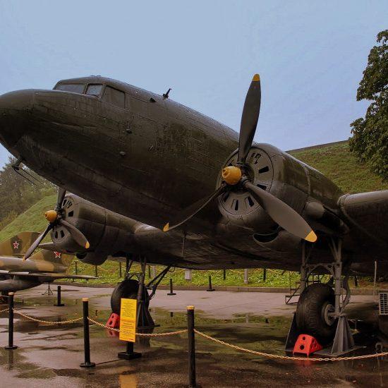 Fighter Plane World War 2 Museum Kiev